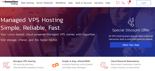 Inmotion-Hosting-vps