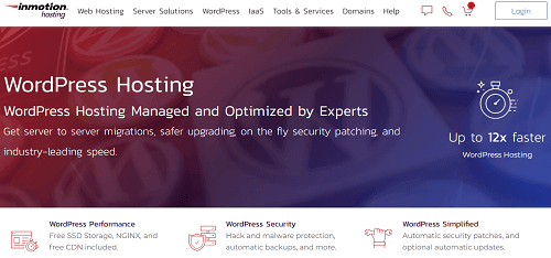 Inmotion-Hosting-wordpress