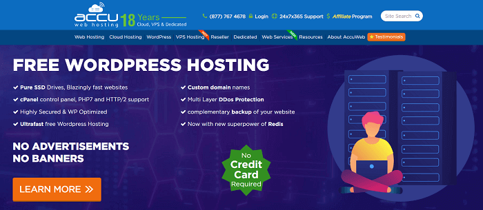 AccuWeb-hosting