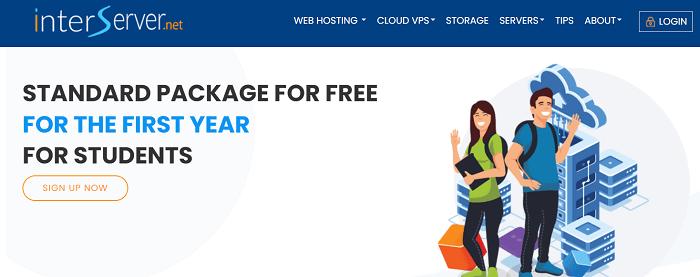 InterServer-student-hosting