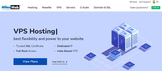 MilesWeb-VPS-Hosting
