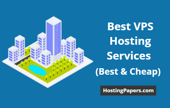 Best VPS Hosting Services
